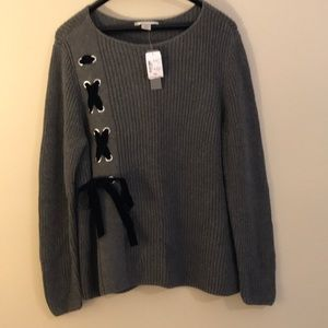 Christopher and Banks sweater. Size PXL